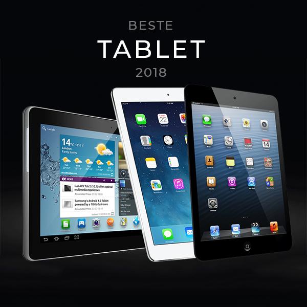 Beste tablet die je kan kopen in 2019