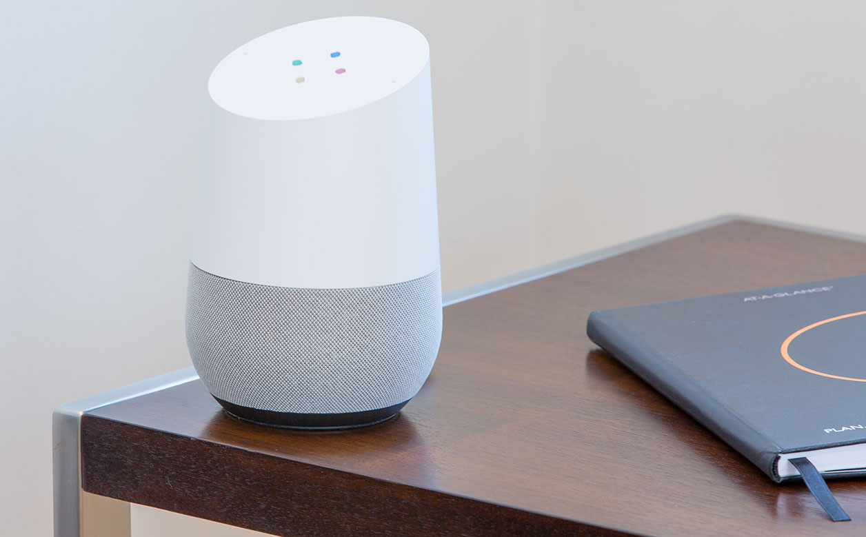 Google Home speaker kopen in Nederland 2020