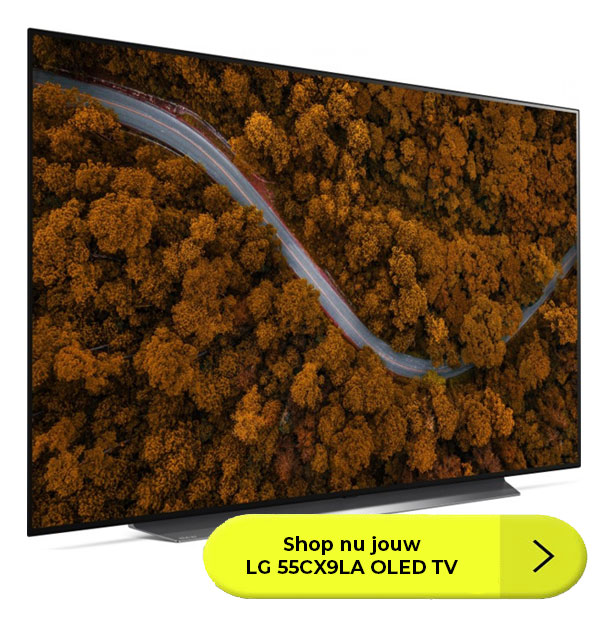 LG 55CX9LA OLED TV