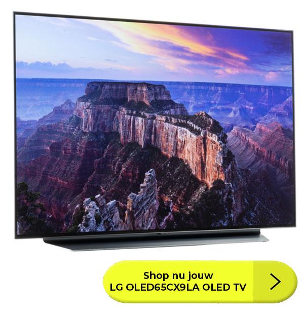 LG OLED65CX9LA OLED TV